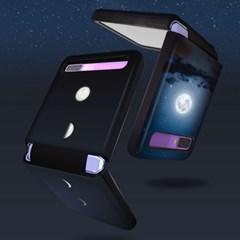 나인어클락 달 일체형 더블가드 갤럭시 Z 플립 제트플립 5G 케이스