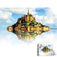 1000피스 직소퍼즐 몽생미셸2 AL3009_(1302624)