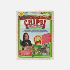 Chipsi 대용량 베딩 3.2kg (딸기향)_(3661351)