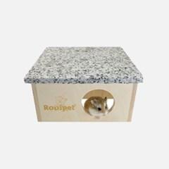 Rodipet 화강암 은신처 버킨 18x16.5cm_(3661037)