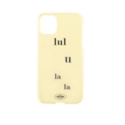 lala Phone case (butter)