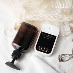 1+1 알레 오드퍼퓸 포켓 섬유 향수 탈취제 40ml 5종