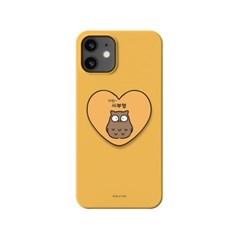 아이폰11프로 귀염뽀짝 하트 스마트톡 하드케이스