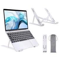 OMT 10단 각도조절 휴대용 접이식 노트북 거치대