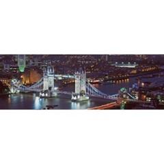 950피스 직소퍼즐 - 런던 타워 브릿지 (야광)
