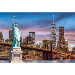 1000피스 직소퍼즐 - 뉴욕의 상징
