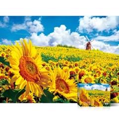 1000피스 퍼즐 황금빛 해바라기 들판 TPD10-1020_(1304379)