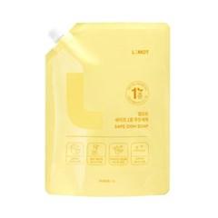 엘모트 세이프 1종 천연 주방세제 리필용(1L)
