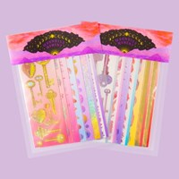 Moonrise Moment - Seal Sticker Kit (2type)
