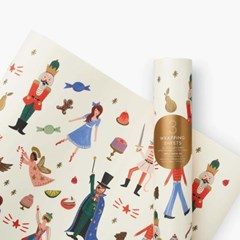 Nutcracker Wrapping 3 Sheets 포장지_(432666)
