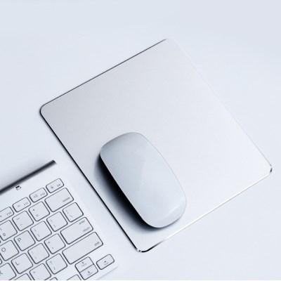메탈 디자인 마우스 패드 / 알루미늄패드