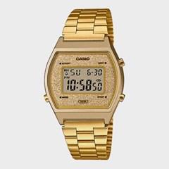 [CASIO] 카시오 B640WGG-9D 공용 메탈밴드 손목시계