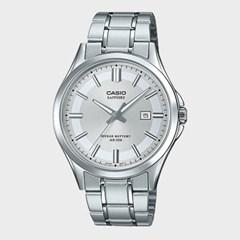 [CASIO] 카시오 MTS-100D-7A 남성 메탈밴드 손목시계