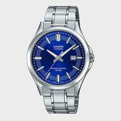 [CASIO] 카시오 MTS-100D-2A 남성 메탈밴드 손목시계