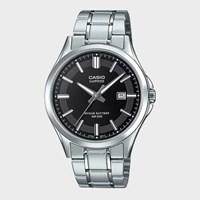 [CASIO] 카시오 MTS-100D-1A 남성 메탈밴드 손목시계