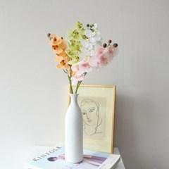 생화같은 리얼 미니 호접난/호접란 조화꽃장식(4color)