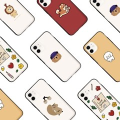 프루그나 아이폰 카드범퍼케이스7