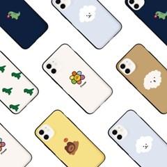 프루그나 아이폰 카드범퍼케이스5