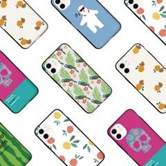 프루그나 아이폰 카드범퍼케이스10