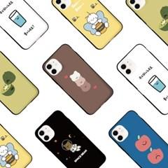 프루그나 아이폰 카드범퍼케이스8