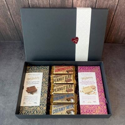 Set 04 휘태커스 뉴질랜드 벽돌초콜릿 발렌타인데이선물