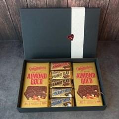 Set 02 휘태커스 뉴질랜드 벽돌 초콜릿  발렌타인데이 선물