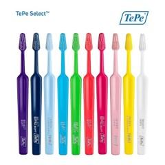 TePe 테페 셀렉트 레귤러 소프트 고급모 칫솔_(3008864)