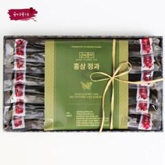 금비꽃차 김명신 명인 홍삼정과 1kg