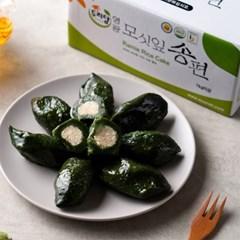 영광 두리담 찐 모시송편(거피) 1.2kg