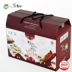 밀토리 홍삼유과 500g (손잡이)