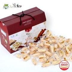 밀토리 홍삼유과 1kg (손잡이)