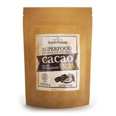 뉴질랜드 나타바 수퍼푸드 초콜릿 카카오닙스 100g
