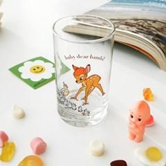 모애 레트로감성 홈카페 디자인 아기사슴 밤비G 유리컵