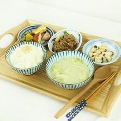 오반자이 일본 가정식 혼밥 그릇세트 5P