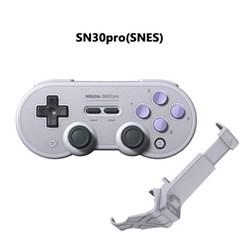 닌텐도 스위치 8BITDO SN30pro SNES 컬러매칭 + 휴대폰