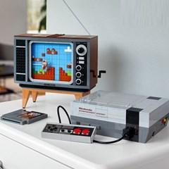 레고 슈퍼 마리오 NES 닌텐도 엔터테이먼트 시스템 7137