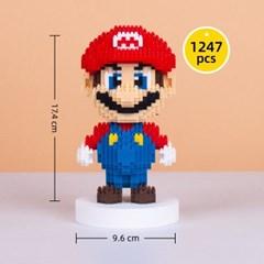 레고 슈퍼마리오 어려운 중국 레고 블록 중국 테크닉 다