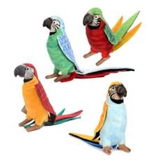 앵무새 동물인형 4종(3323,3324,3325,3326)