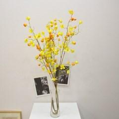 성공을 부르는 샌더소니아 조화꽃가지 장식
