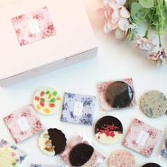 [발렌타인데이]플레르 바크 초콜릿만들기 DIY 세트 초콜렛