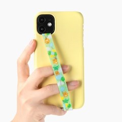 K 카카오 해피데이  카카오스트랩 휴대폰줄