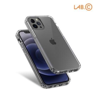 랩씨 아이폰12 프로 하이브리드 클리어 케이스_(3663928)