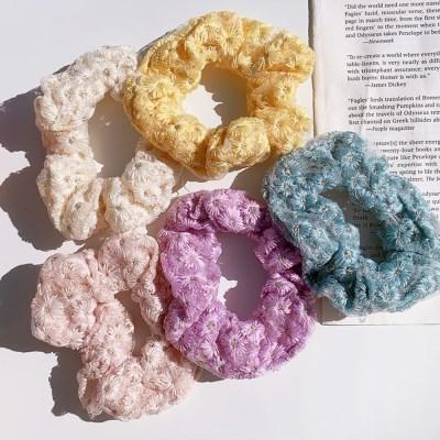 귀여운 도넛츠 패키지에 담겨오는 데일리 곱창끈 세트
