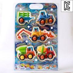 5p 토토 미니카세트/미니카 어린이선물 자동차완구