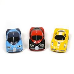 원터치 Z로보카/LED라이트 사운드기능 모형자동차