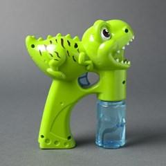 공룡 자동 버블건/어린이 완구 비누방울놀이