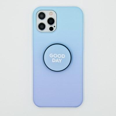 코이트 Good Day 갤럭시A 하드 스마트톡 케이스 하드톡세트