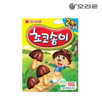 오리온 초코송이 36gX18개