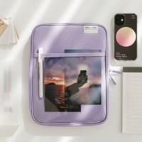 PLANA 클리어 포켓 아이패드 태블릿 PC 파우치 11인치