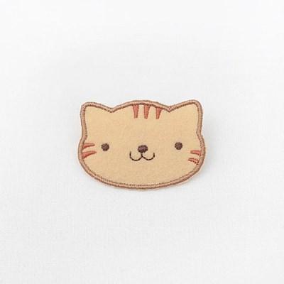 고양이와펜 2개